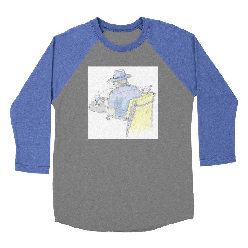Kavkaz Men's Baseball Triblend Longsleeve T-Shirt by hrbr's Artist Shop