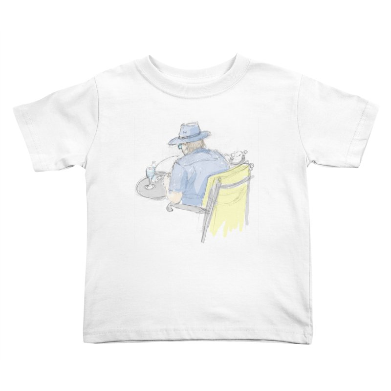 Kavkaz Kids Toddler T-Shirt by hrbr's Artist Shop
