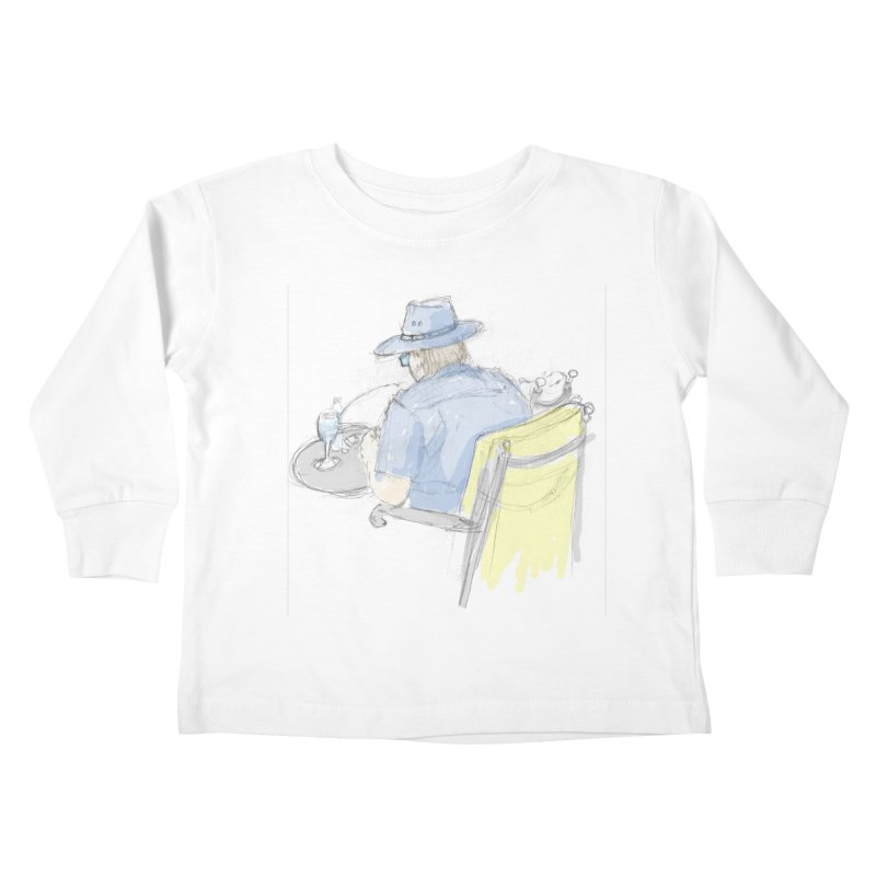 Kavkaz Kids Toddler Longsleeve T-Shirt by hrbr's Artist Shop