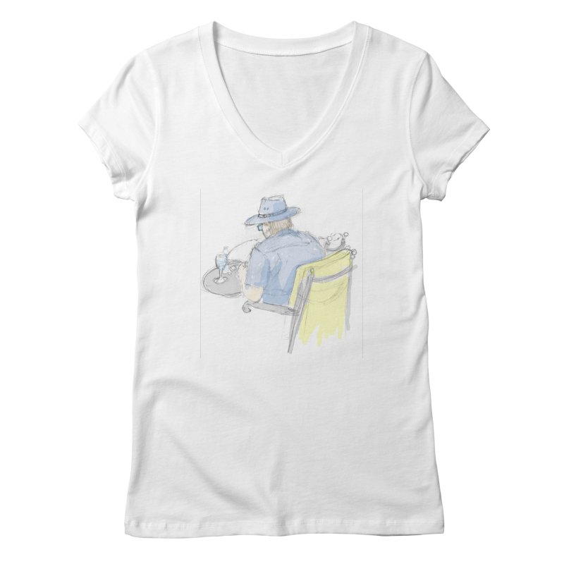 Kavkaz Women's V-Neck by hrbr's Artist Shop