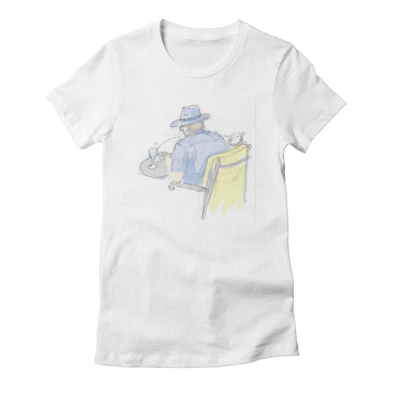Kavkaz Women's T-Shirt by hrbr's Artist Shop