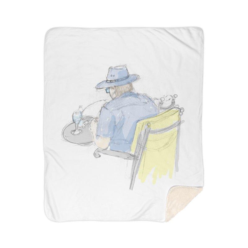 Kavkaz Home Sherpa Blanket Blanket by hrbr's Artist Shop