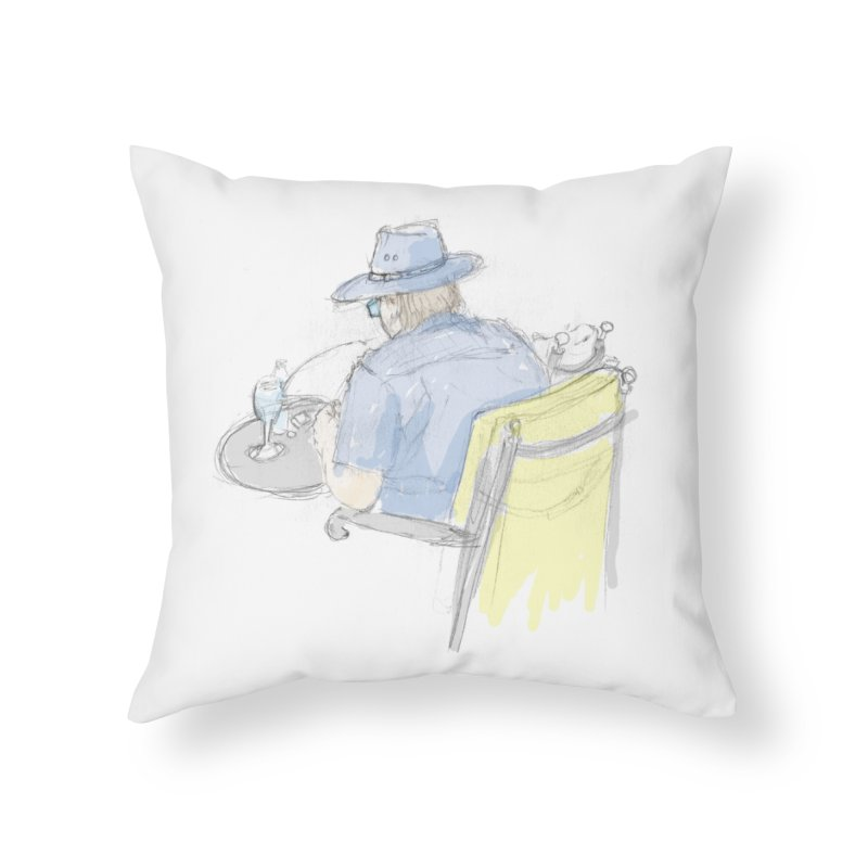 Kavkaz Home Throw Pillow by hrbr's Artist Shop