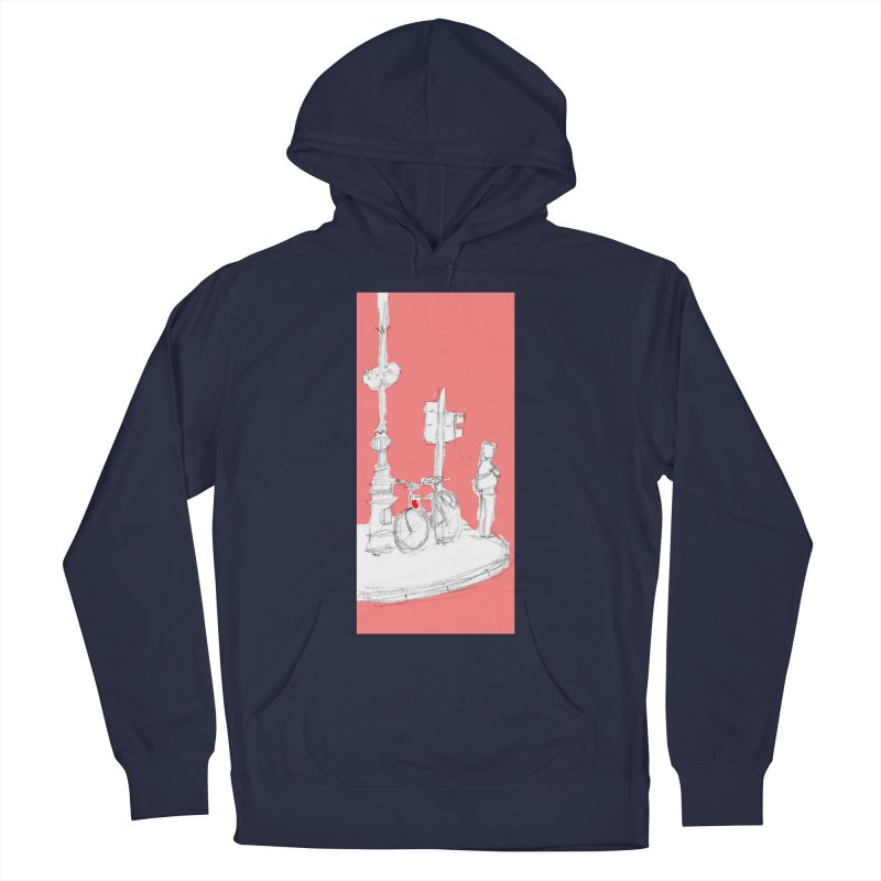 Bike Men's Pullover Hoody by hrbr's Artist Shop