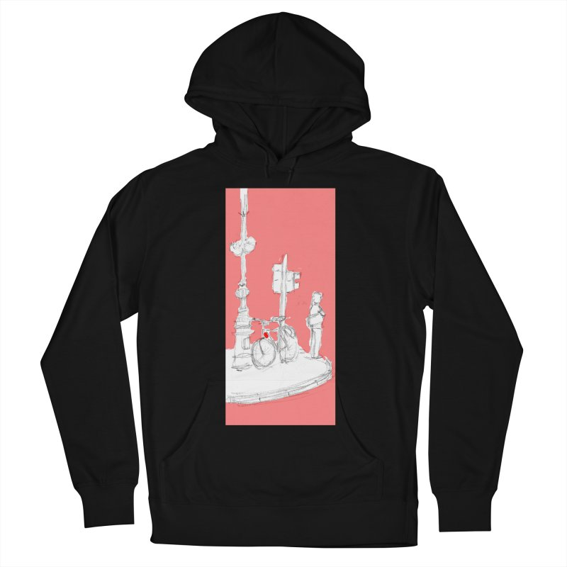 Bike Women's Pullover Hoody by hrbr's Artist Shop