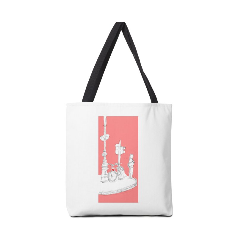 Bike Accessories Bag by hrbr's Artist Shop