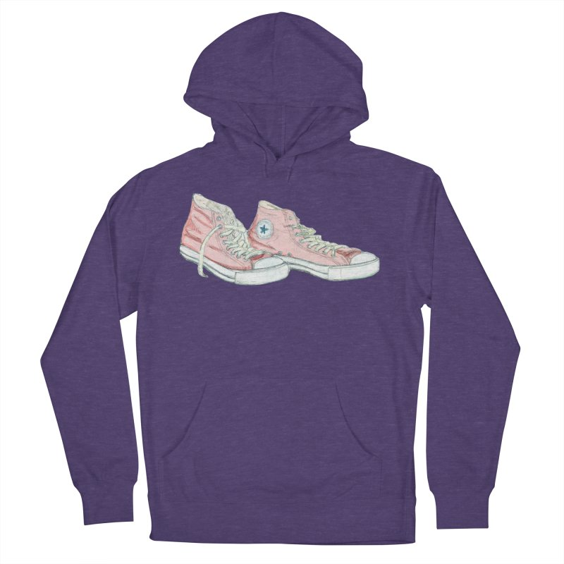 All Star Women's Pullover Hoody by hrbr's Artist Shop