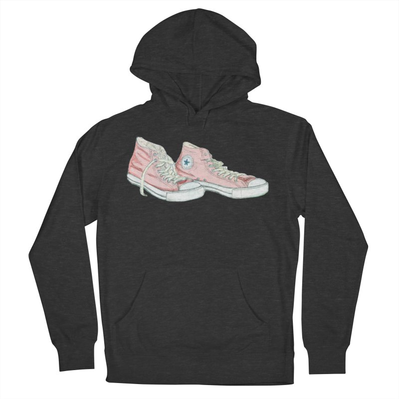 All Star Men's French Terry Pullover Hoody by hrbr's Artist Shop