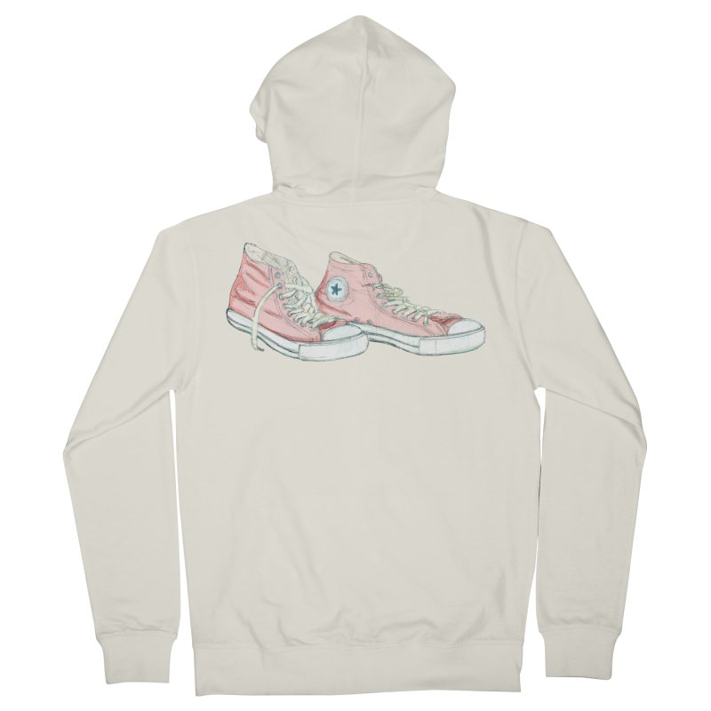 All Star Men's Zip-Up Hoody by hrbr's Artist Shop