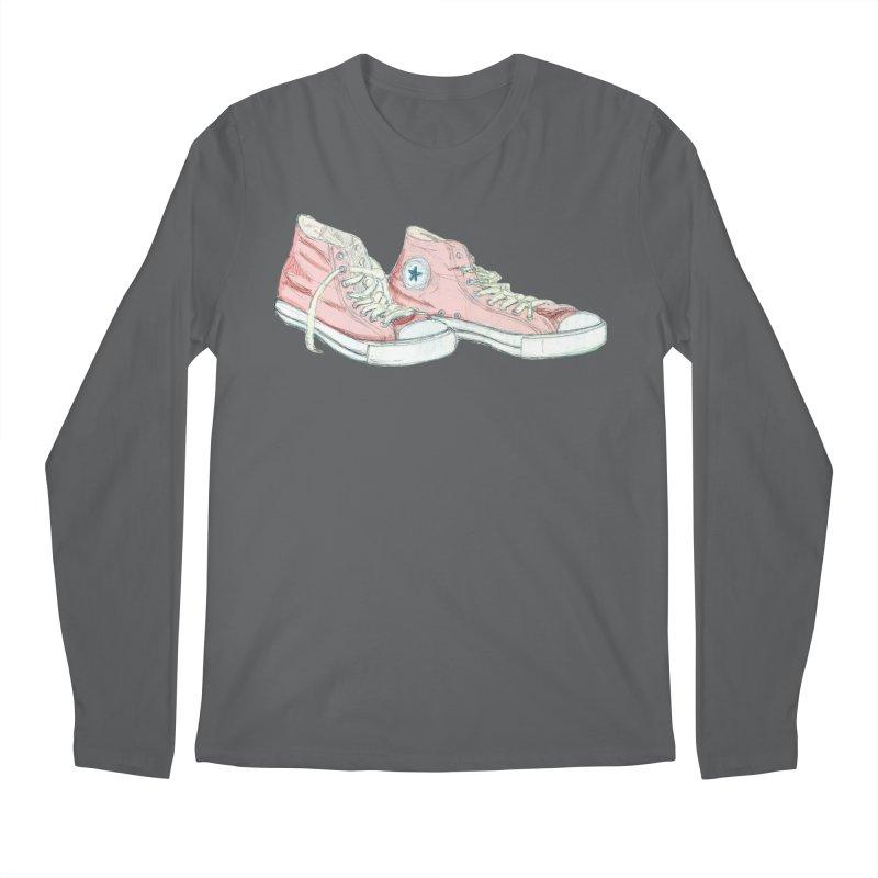 All Star Men's Longsleeve T-Shirt by hrbr's Artist Shop