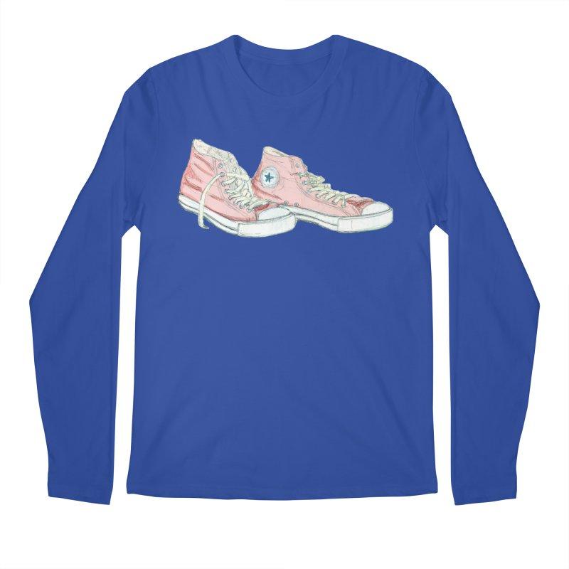 All Star Men's Regular Longsleeve T-Shirt by hrbr's Artist Shop