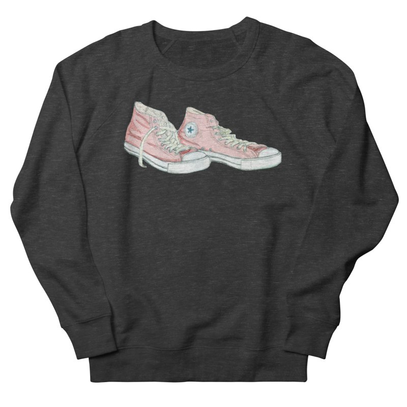 All Star Men's French Terry Sweatshirt by hrbr's Artist Shop