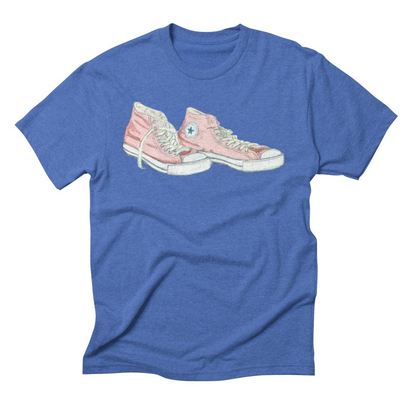 All Star Men's Triblend T-Shirt by hrbr's Artist Shop