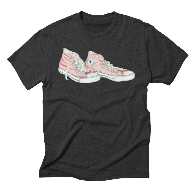 All Star Men's Triblend T-Shirt by hrbr's Artist Shop