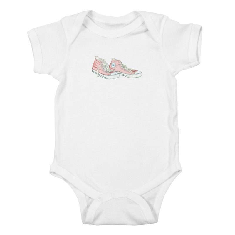 All Star Kids Baby Bodysuit by hrbr's Artist Shop