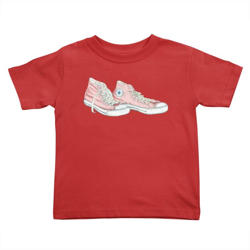 All Star Kids Toddler T-Shirt by hrbr's Artist Shop
