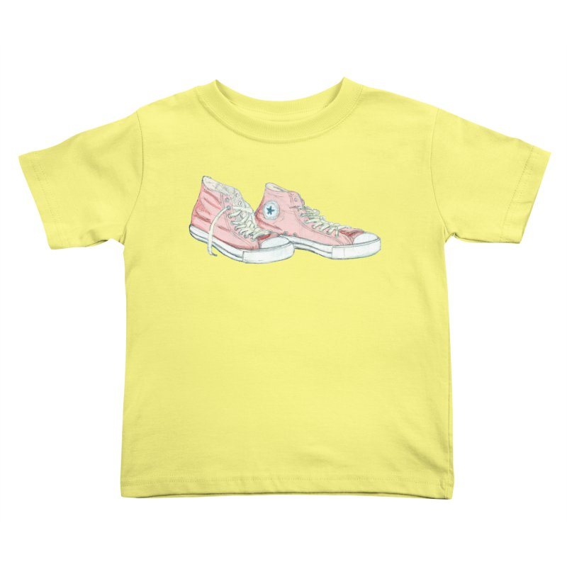All Star Kids Toddler T-Shirt by hrbr's Artist Shop