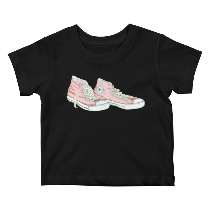 All Star Kids Baby T-Shirt by hrbr's Artist Shop