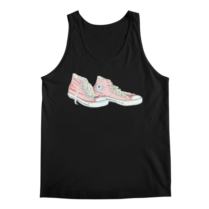 All Star Men's Regular Tank by hrbr's Artist Shop
