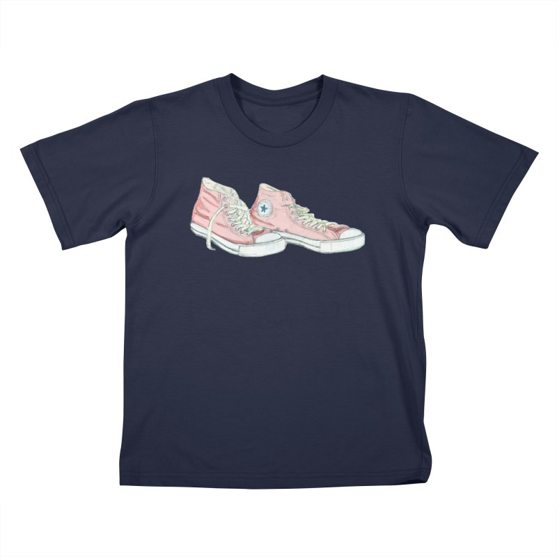 All Star Kids T-Shirt by hrbr's Artist Shop