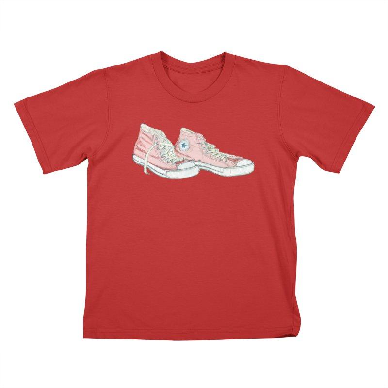 All Star Kids T-Shirt by hrbr's Artist Shop