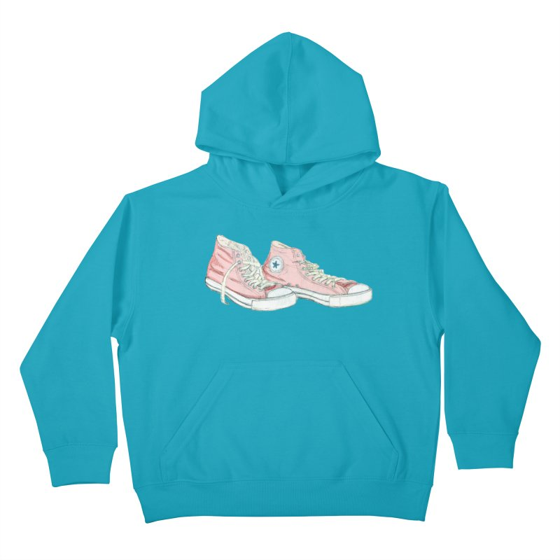 All Star Kids Pullover Hoody by hrbr's Artist Shop