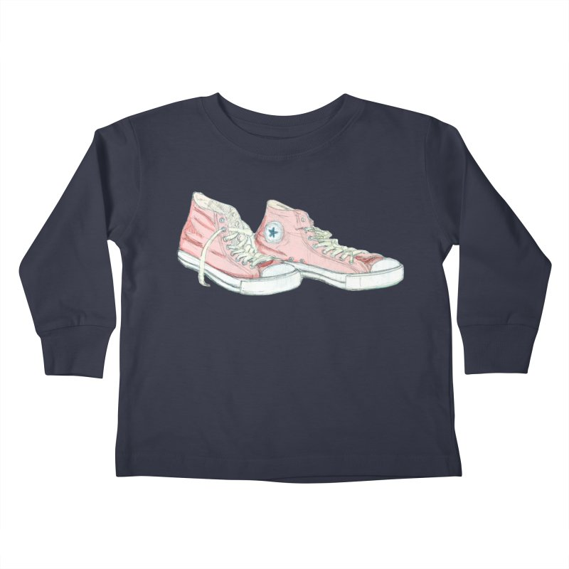 All Star Kids Toddler Longsleeve T-Shirt by hrbr's Artist Shop