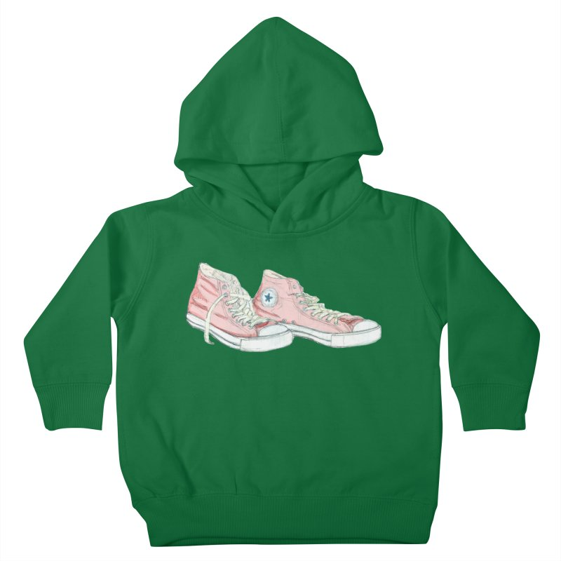 All Star Kids Toddler Pullover Hoody by hrbr's Artist Shop