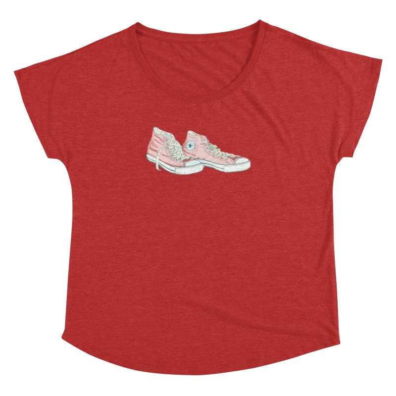 All Star Women's Dolman by hrbr's Artist Shop