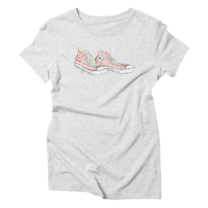 All Star Women's T-Shirt by hrbr's Artist Shop