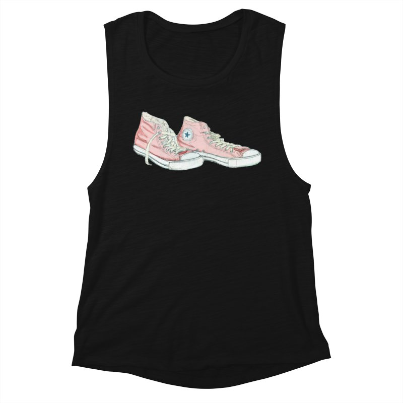 All Star Women's Tank by hrbr's Artist Shop