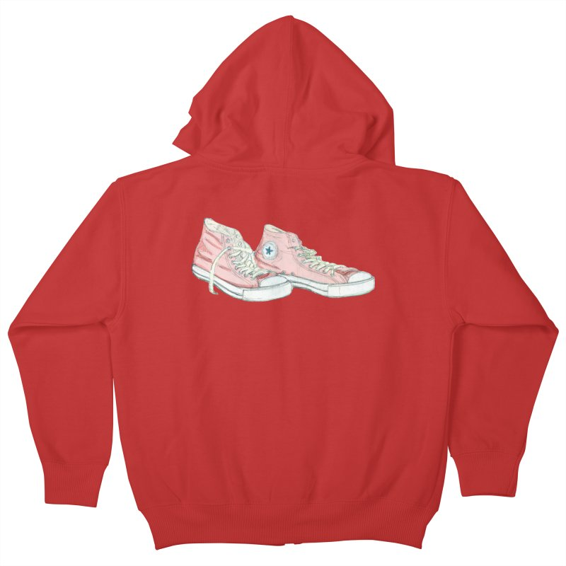 All Star Kids Zip-Up Hoody by hrbr's Artist Shop