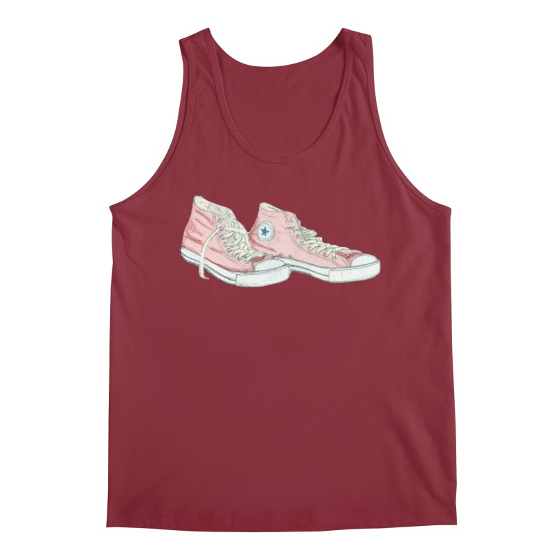 All Star Men's Tank by hrbr's Artist Shop