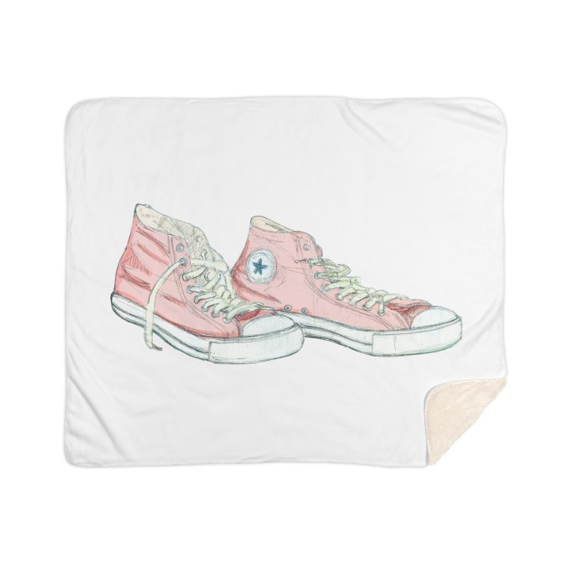 All Star Home Blanket by hrbr's Artist Shop