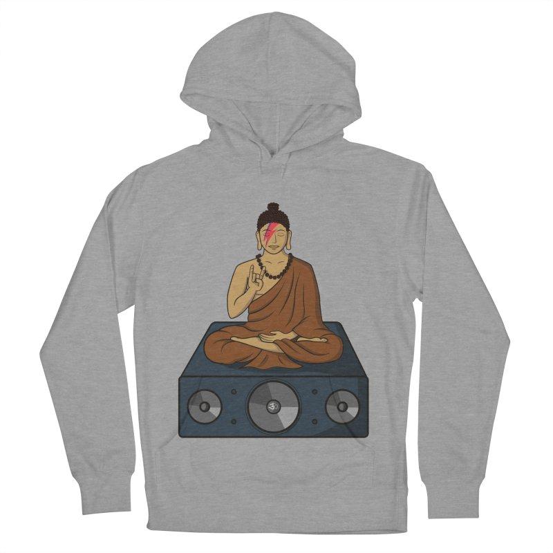 Rockin' Buddha Women's Pullover Hoody by hristodonev's Artist Shop