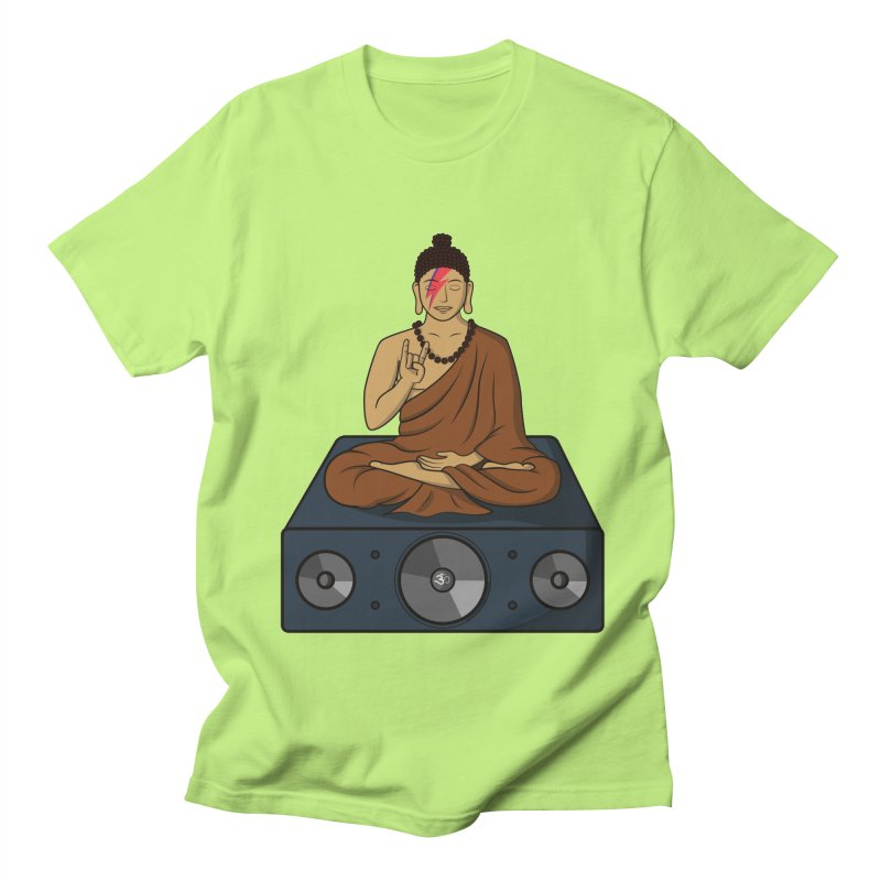 Rockin' Buddha   by hristodonev's Artist Shop