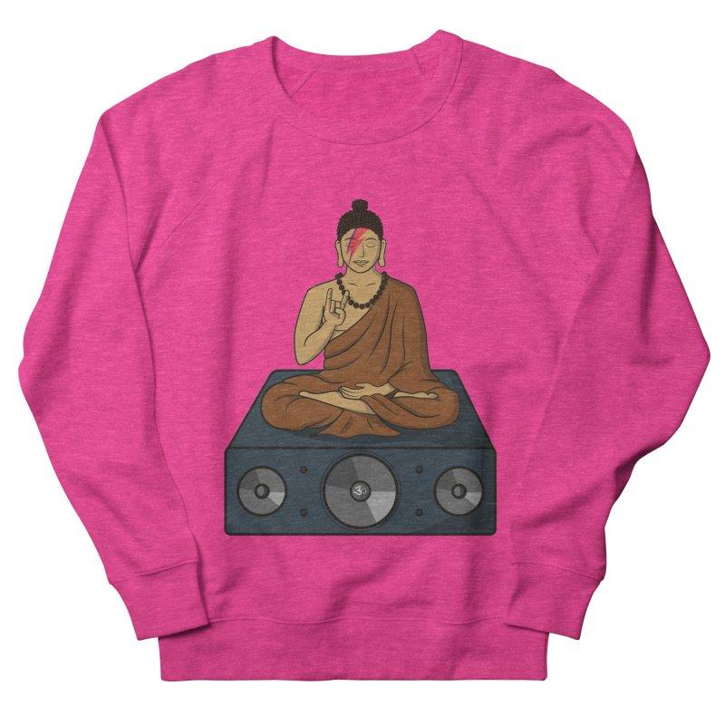 Rockin' Buddha Women's Sweatshirt by hristodonev's Artist Shop