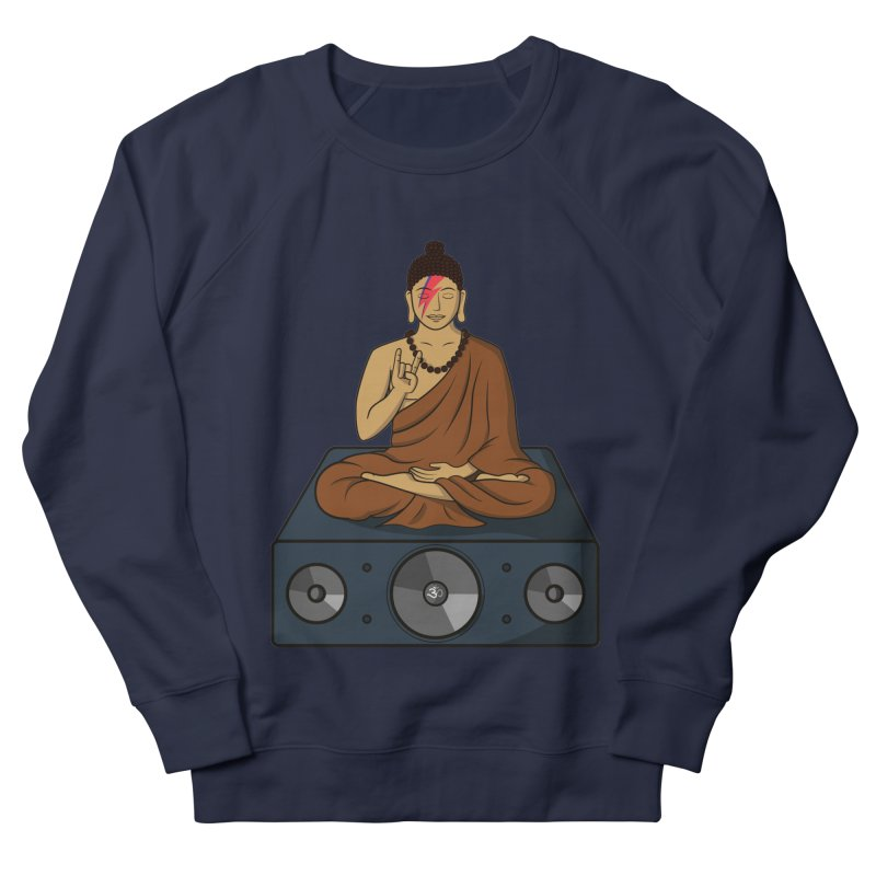 Rockin' Buddha Women's Sweatshirt by hristodonev's Artist Shop