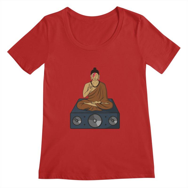 Rockin' Buddha   by hristodonev's Artist Shop
