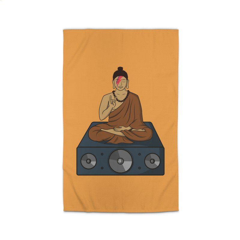 Rockin' Buddha Home Rug by hristodonev's Artist Shop