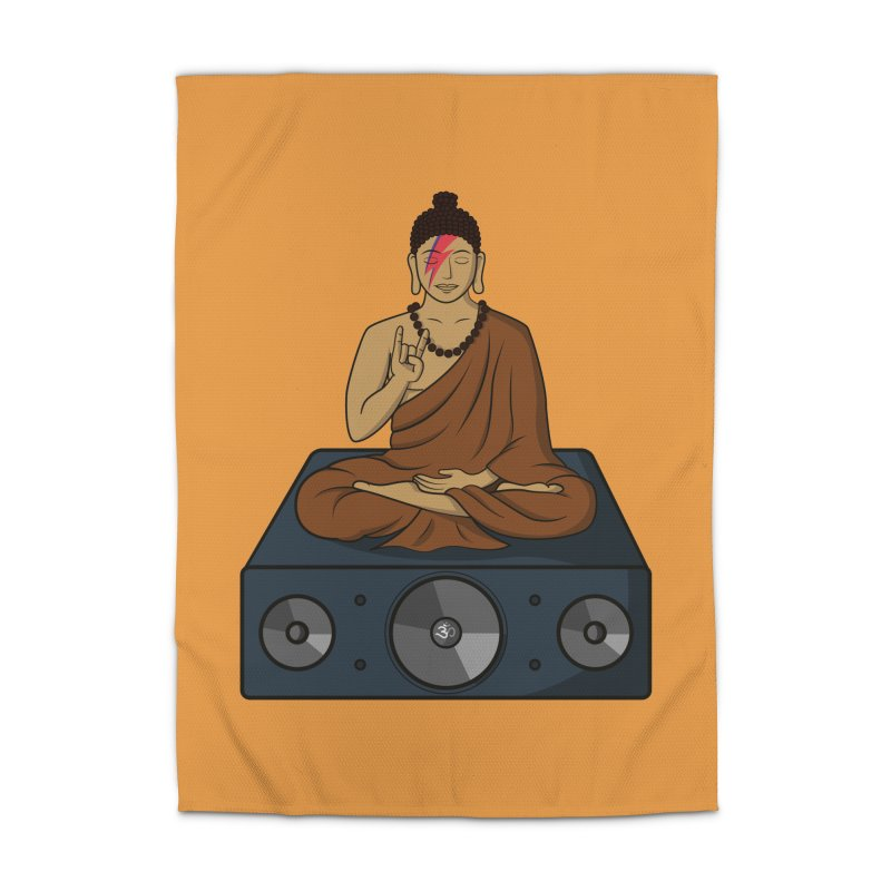Rockin' Buddha Home Rug by Hristo's Shop