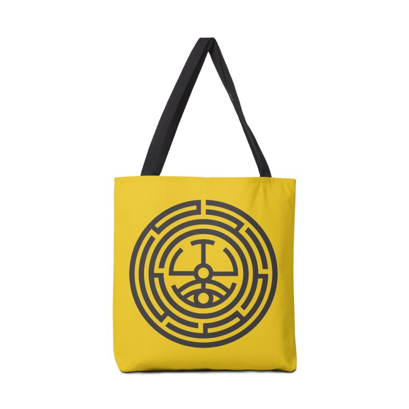 The Life Rune Accessories Bag by Hristo's Shop