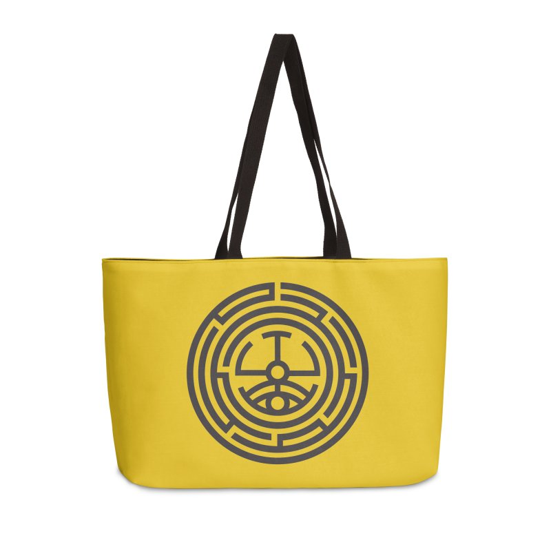 The Life Rune Accessories Weekender Bag Bag by Hristo's Shop