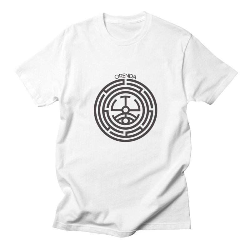 The Life Rune Men's T-Shirt by Hristo's Shop