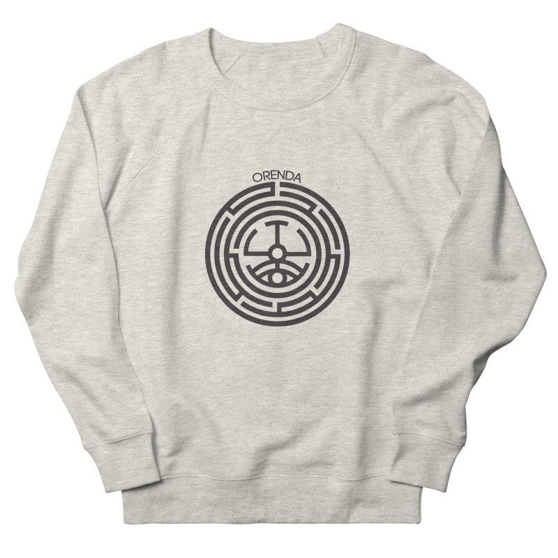 The Life Rune Men's Sweatshirt by Hristo's Shop