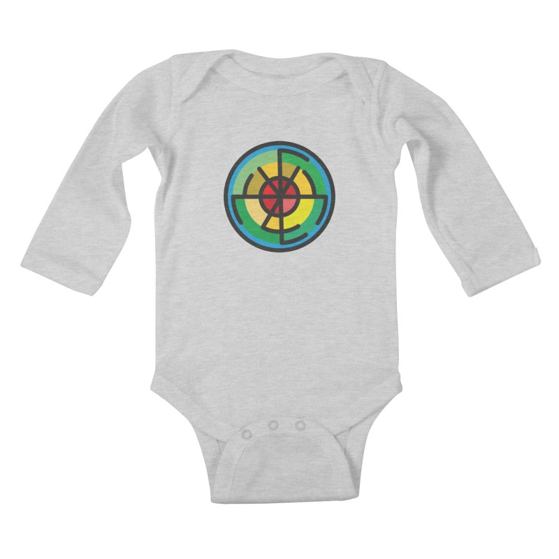 Orenda Blessing Kids Baby Longsleeve Bodysuit by hristodonev's Artist Shop