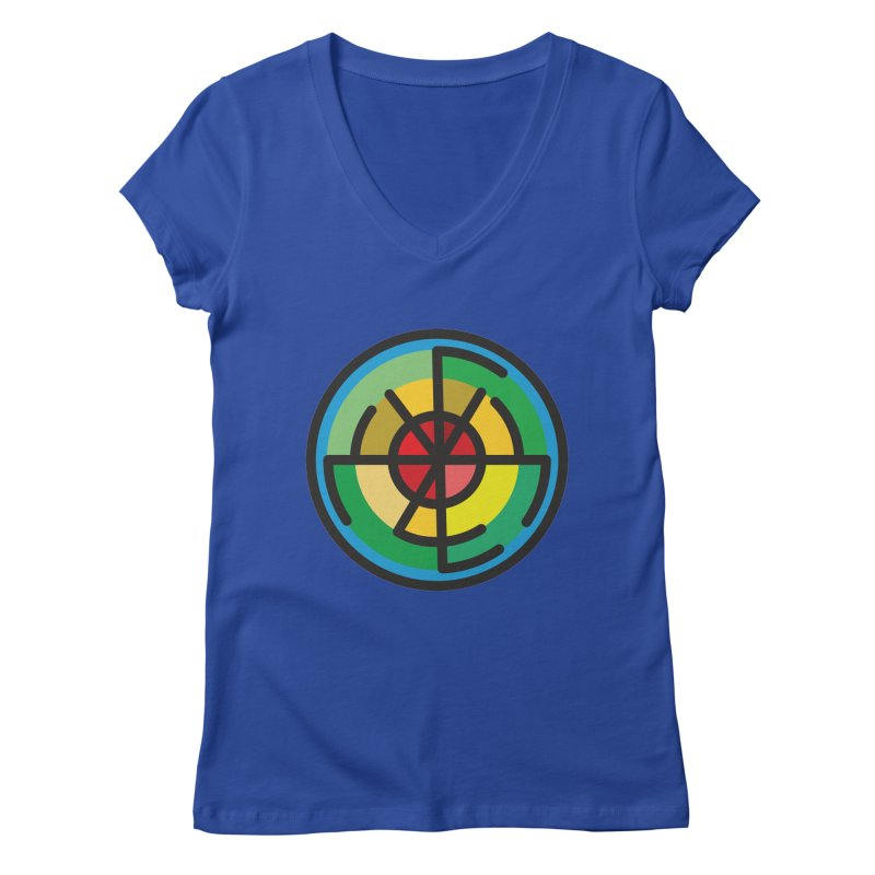 Orenda Blessing Women's V-Neck by hristodonev's Artist Shop