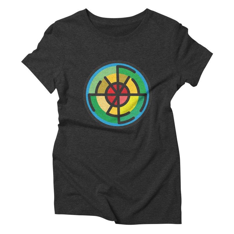 Orenda Blessing Women's Triblend T-shirt by hristodonev's Artist Shop