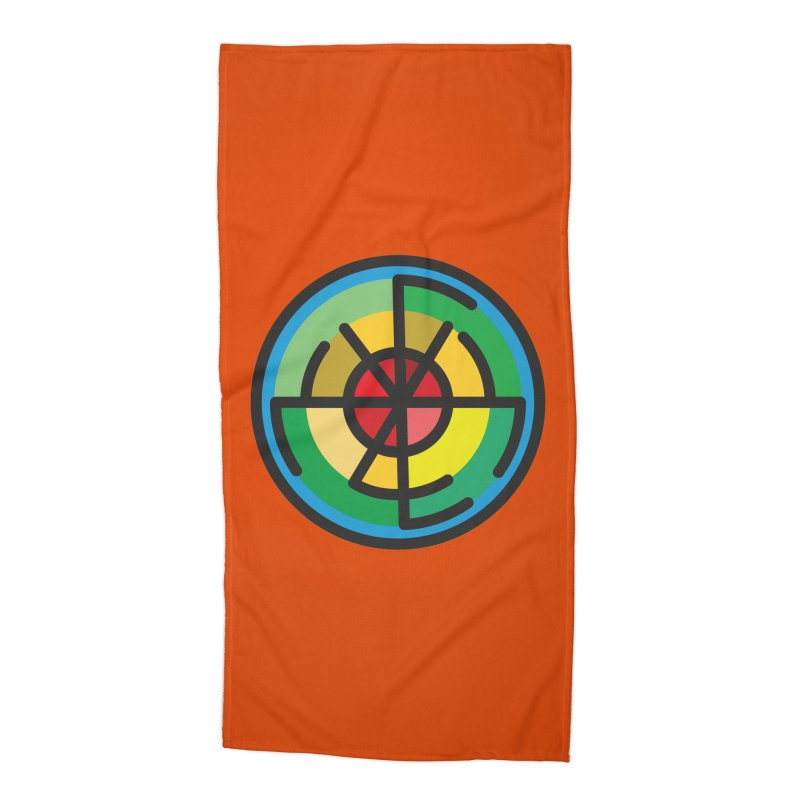 Orenda Blessing Accessories Beach Towel by Hristo's Shop