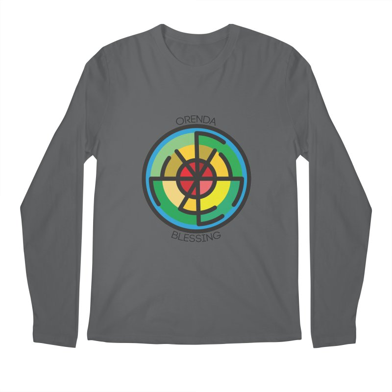 Orenda Blessing Men's Longsleeve T-Shirt by Hristo's Shop